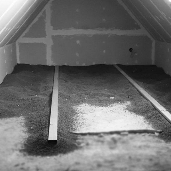 Renovierarbeiten – Innenbereich